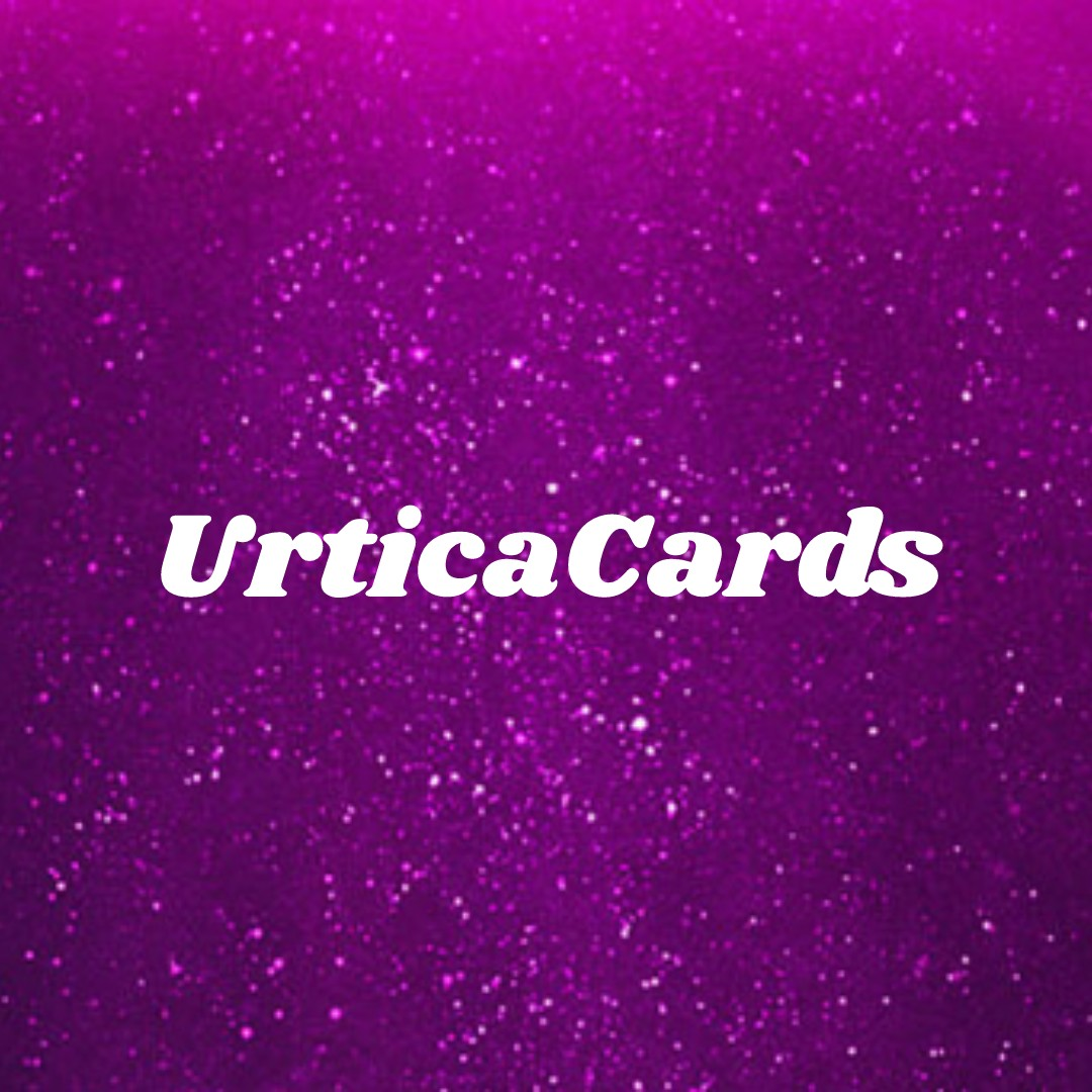 greeting cards by UrticaCards