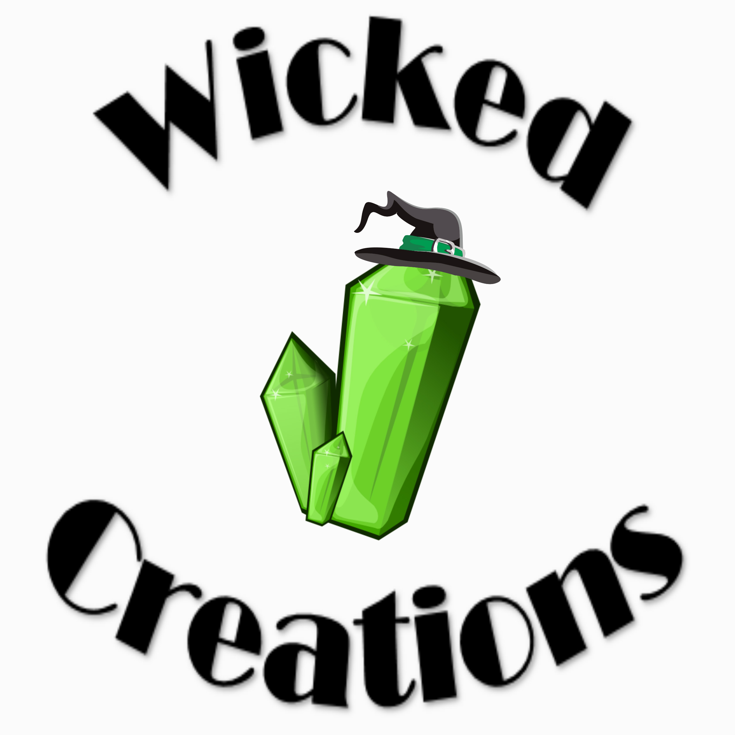 greeting cards by Wicked Creations