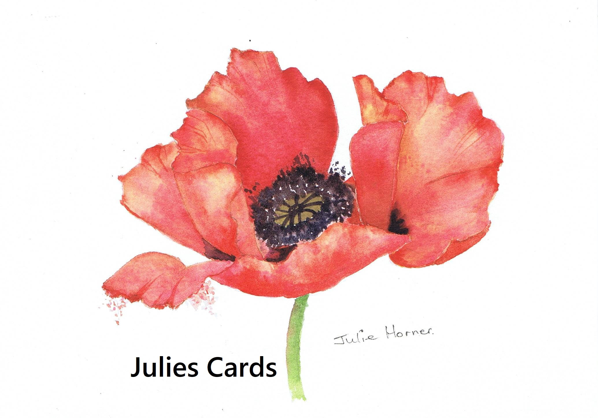 greeting cards by Juliescards