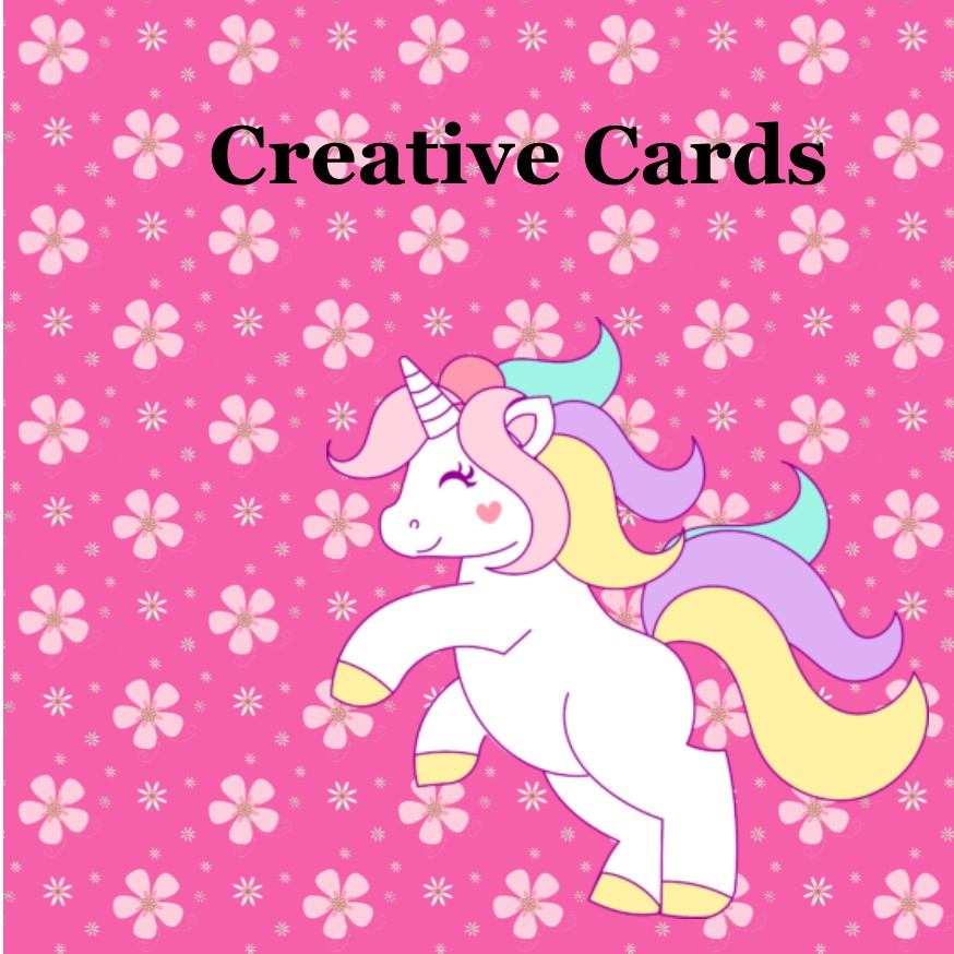 greeting cards by Creative Cards