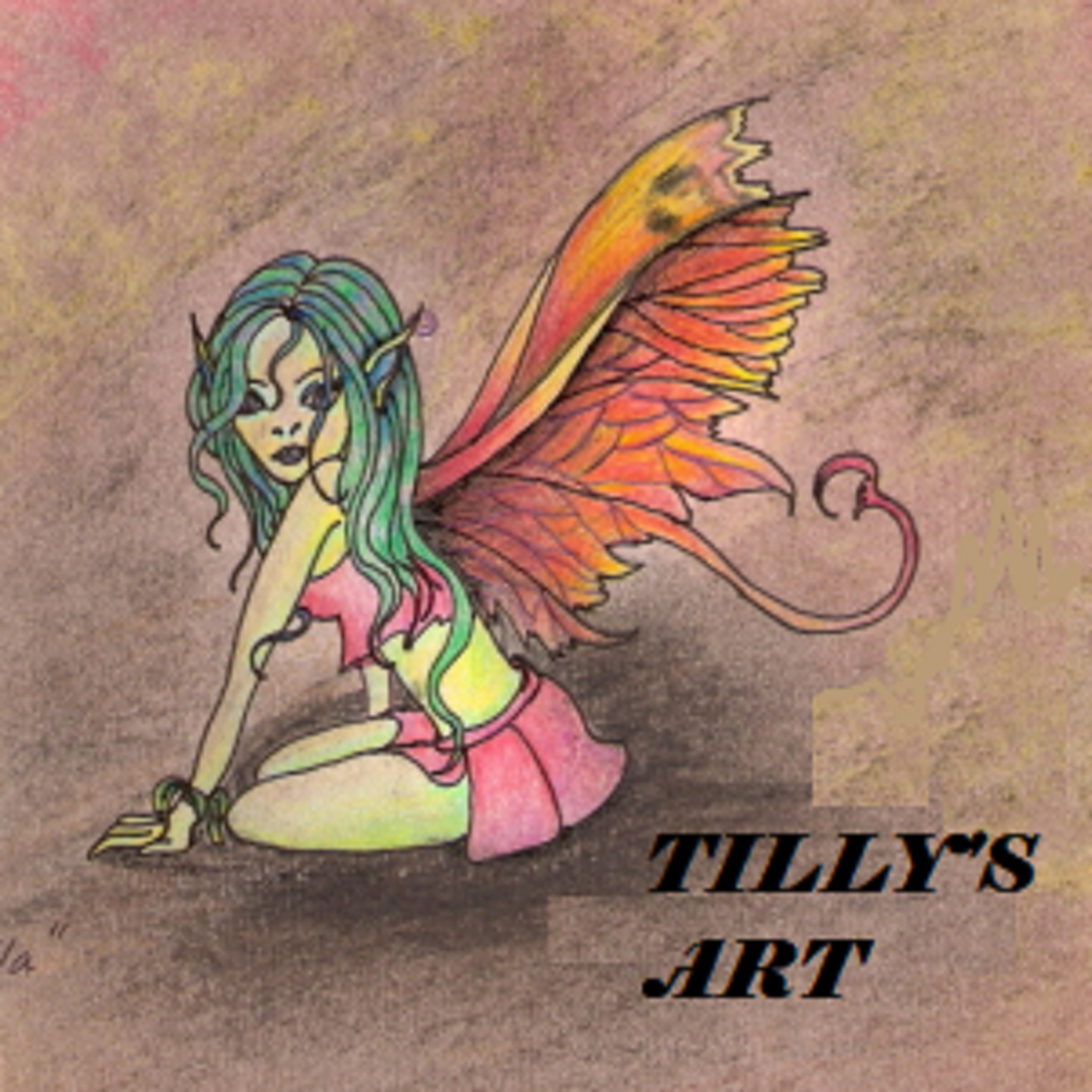 greeting cards by Tilly's Art
