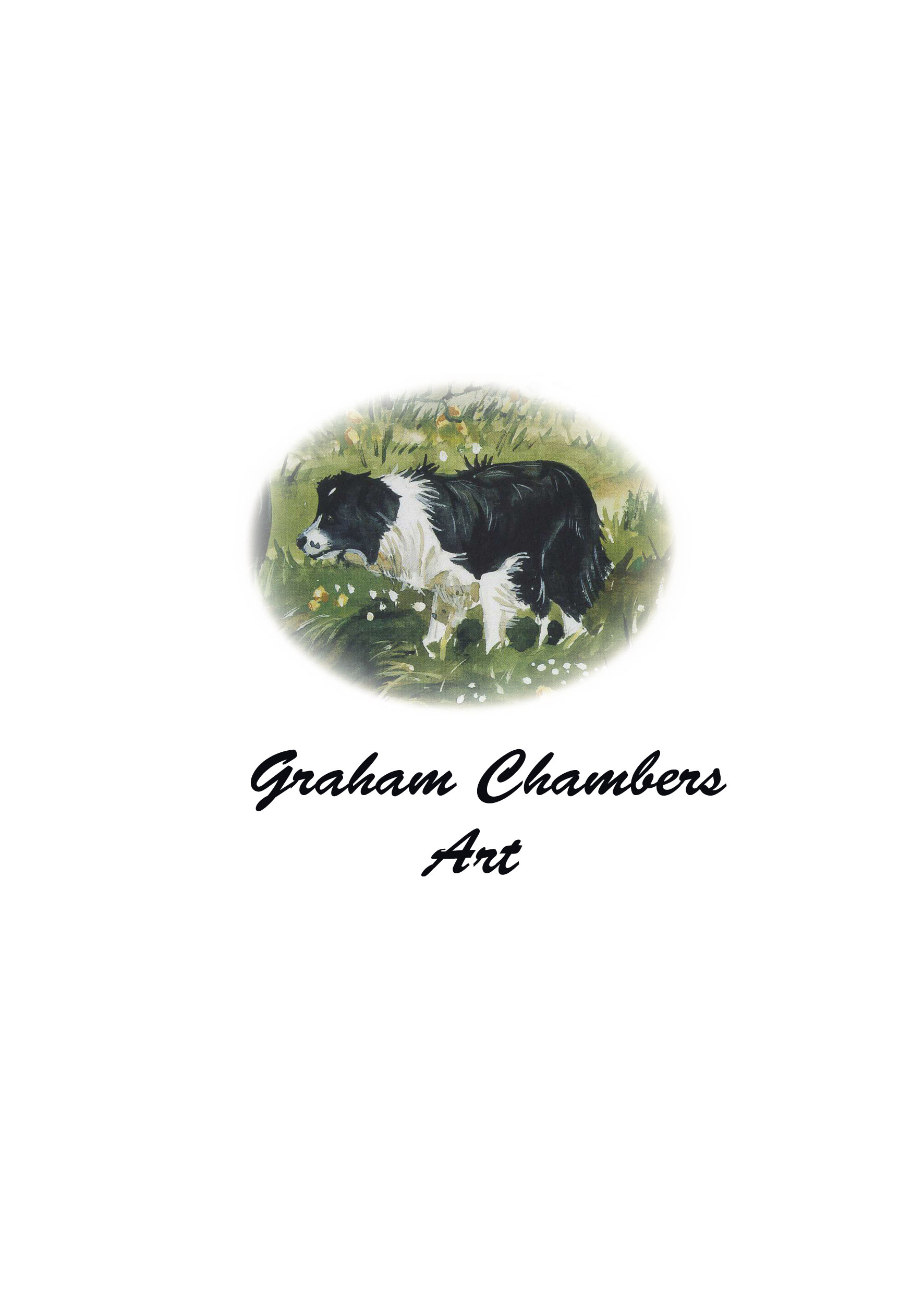 greeting cards by Graham Chambers Art cards
