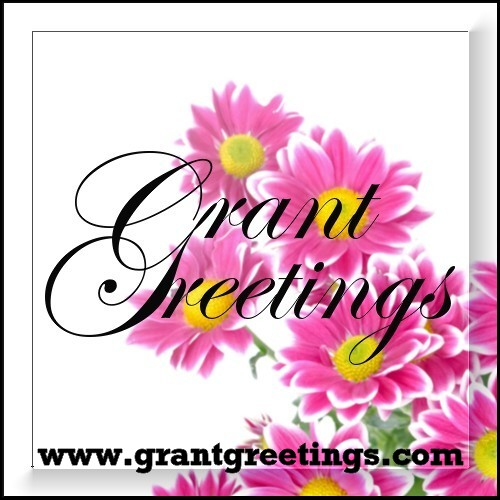 greeting cards by Grant Greetings