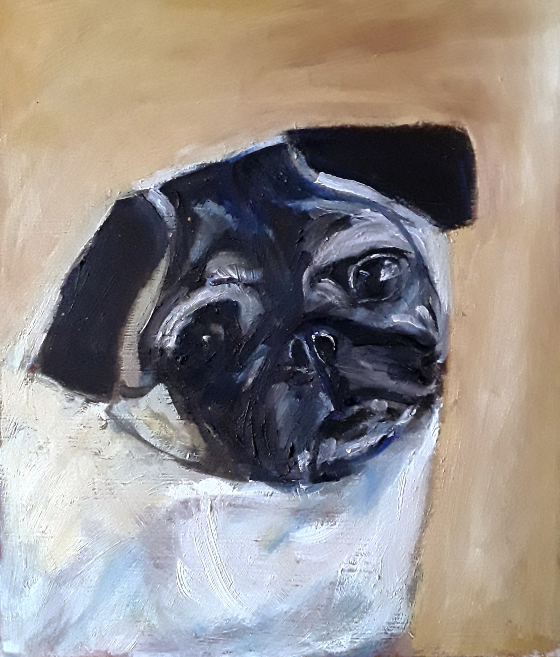 greeting cards by PUG DOG CARDS