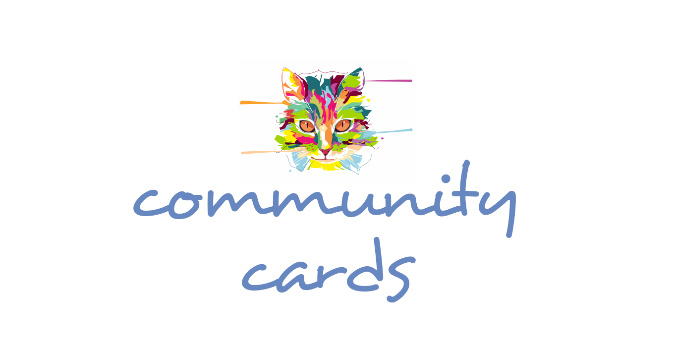 greeting cards by Community Cards 2