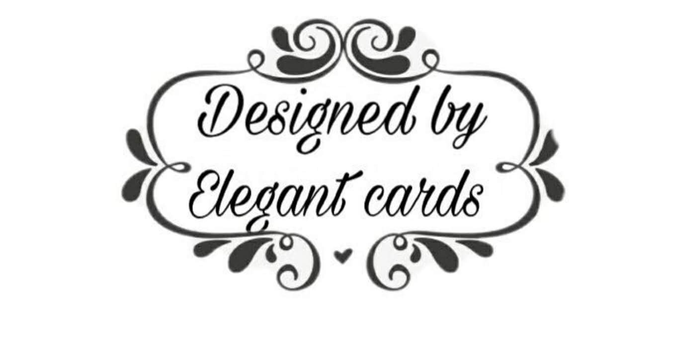 greeting cards by Elegant cards