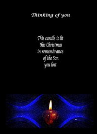 Remembering The Son You Lost This Christmas