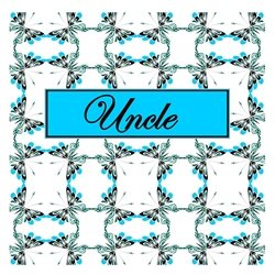 Uncle Cheerful Spring Butterfly Pattern