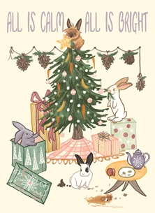 All Is Calm All Is Bright - Rabbit Retail Inc.