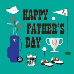 Golf Father's Day