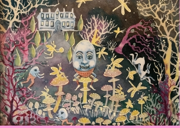 Humpty in the Forest