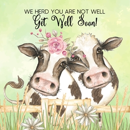 We Herd You Are Not Well