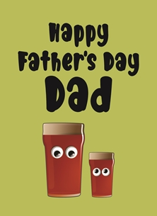 Father's Day Pint & Half Pint