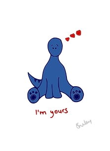 I'm yours...