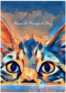 A PURRFECT DAY