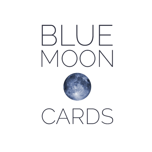 Blue Moon Cards by Jo Taylor