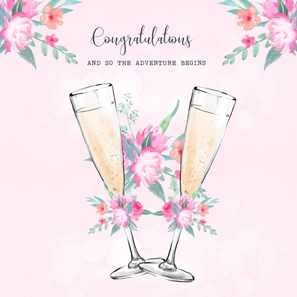 Snappy Designz Congratulations Card  personalised online greeting card