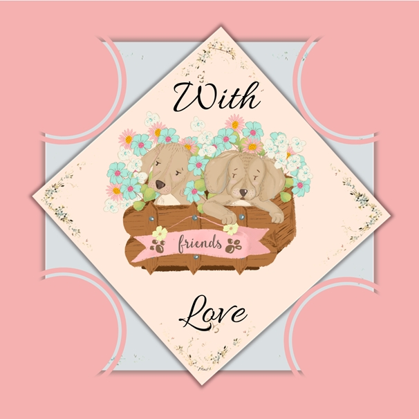 Her Nibs  With Love   personalised online greeting card