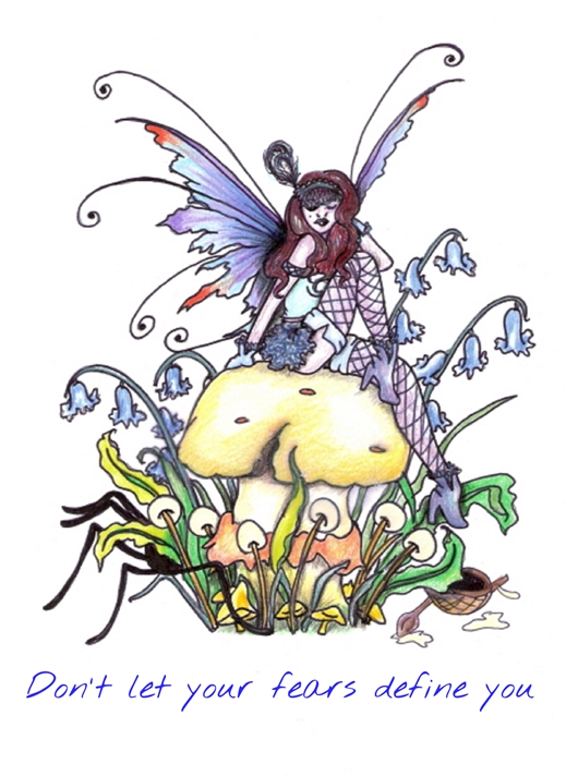 Tilly's Art Miss Muffett  personalised online greeting card