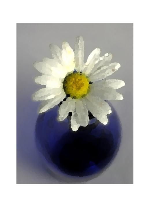 Carole Irving Art and Photography Daisy Dreaming  personalised online greeting card