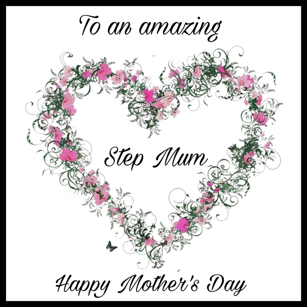 Elegant cards  Mother's Day   personalised online greeting card