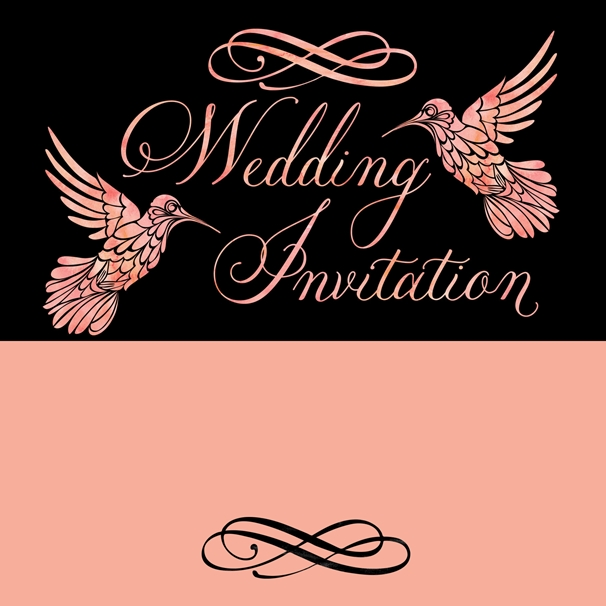 Millymoo Wedding Invitation to Personalise  personalised online greeting card