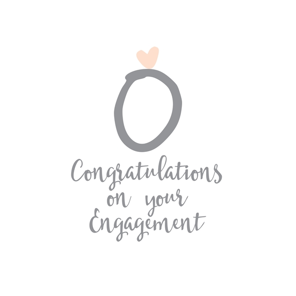 Libby and Millie Engagement  personalised online greeting card