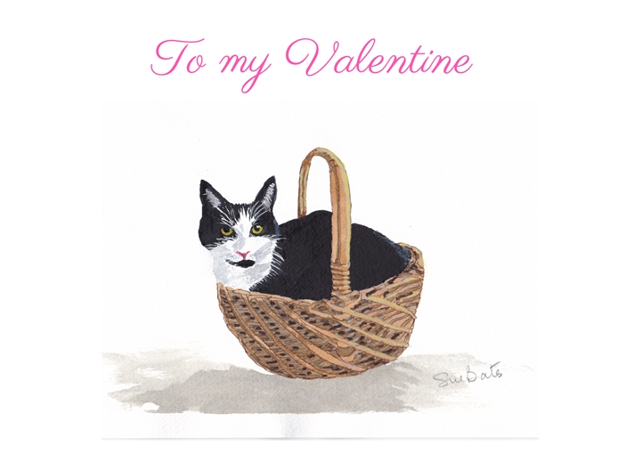 SJB Cards Truffle Valentine Card  personalised online greeting card