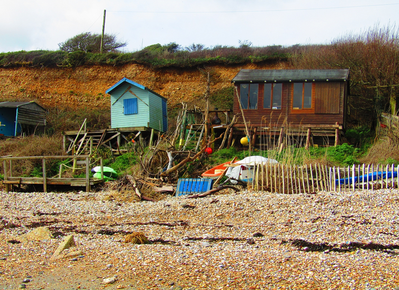 Wight Life Images Seaside  personalised online greeting card