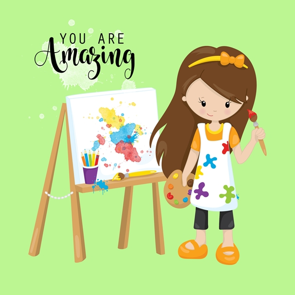 Snappy Designz You Are Amazing Card  personalised online greeting card