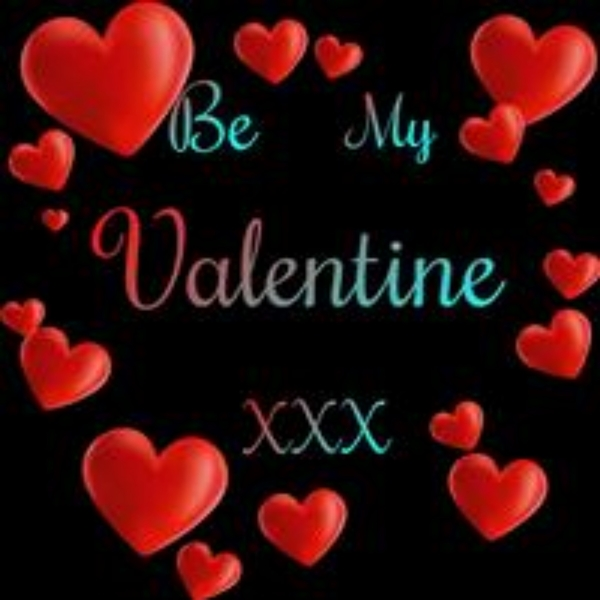 Animal welfare auctions Be my valentine  personalised online greeting card