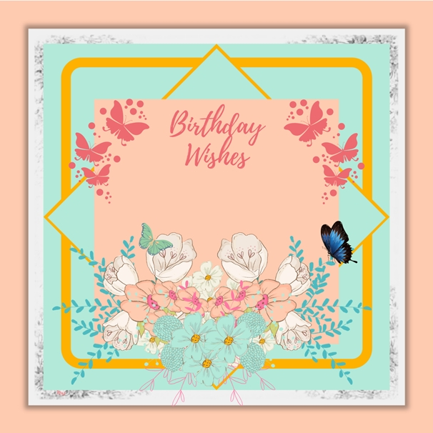 Her Nibs  Birthday Wishes - Female  personalised online greeting card