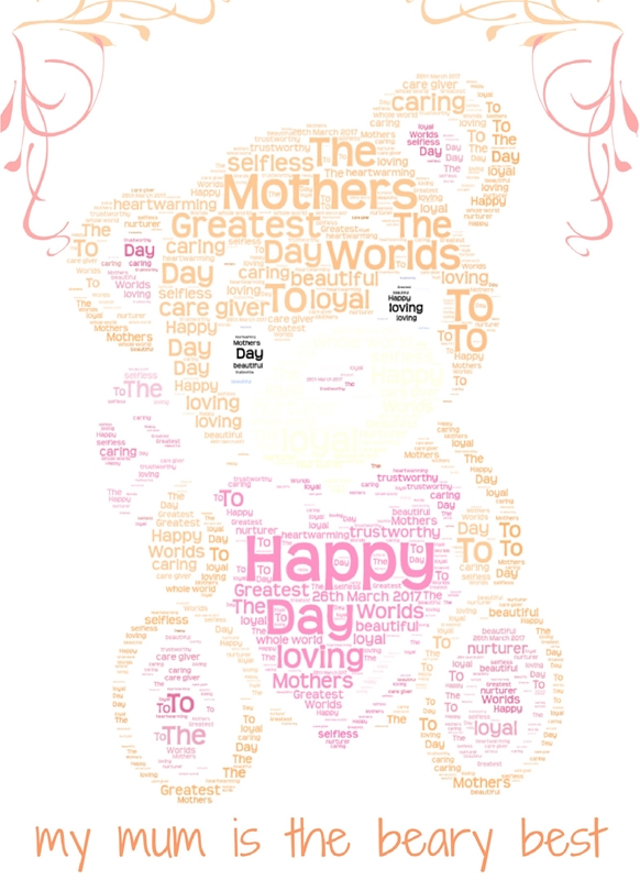 Wicked Creations mothers day card   personalised online greeting card