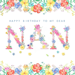 Birthday Nan