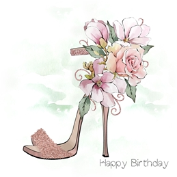 Birthday BIRTHDAY personalised online greeting card