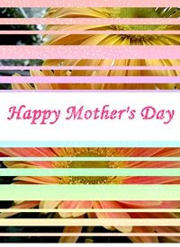 mothers mum personalised online greeting card