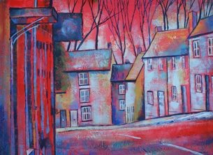 art Lower High Street Malmesbury Ingram 