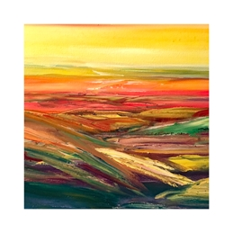 Carole Irving Art and Photography Dorset Landscape Art paint