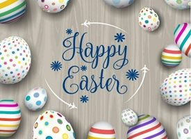 Easter Occasion, eggs , happy , celebration  personalised online greeting card