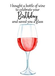 Birthday fun quirky celebrate personalised online greeting card