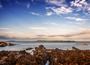 NorthLight Photo-Art The Copeland Islands Bangor, ^Northern Ireland^ andbc personalised online greeting card