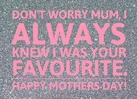 mothers personalised online greeting card