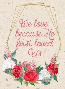 Christian Wedding Card We Love