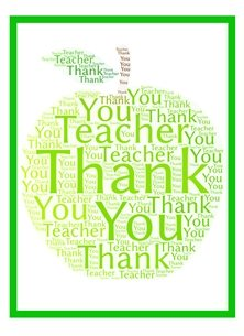 school green, apple, teacher, end of term 