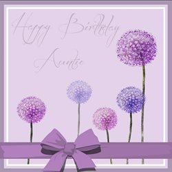 Birthday personalised online greeting card