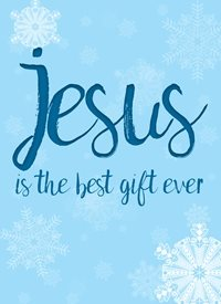 Christmas Jesus is the best gift ever  greeting card made with love by raluca curcan who make money  christian  z%a personalised online greeting card
