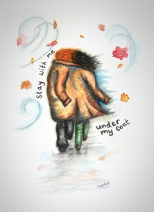 Stay With Me Under My Coat