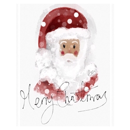 Christmas Christmas Father Christmas  personalised online greeting card