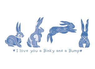 I Love You a Binky and a Bump