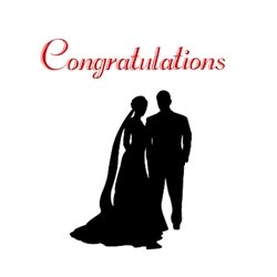 Congratulations personalised online greeting card